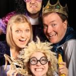 DuffleBag Theatre- Cinderella Cendrillon prologue.org