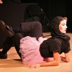 Faustwork Mask 12 Theatre Alliance francaise de Toronto prologue.org