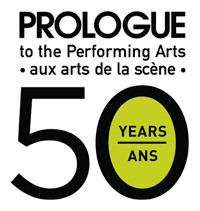 Prologue to the Performing Arts